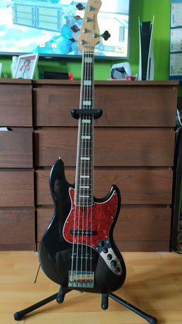 SIre V7 gitara basowa pięciostrunowa