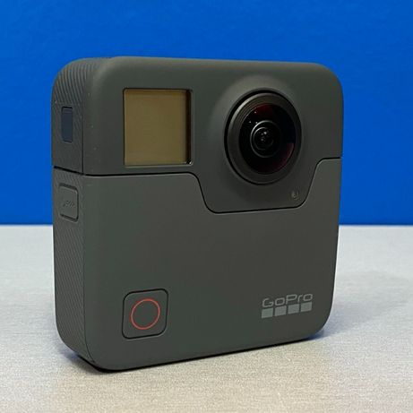 GoPro Fusion 360 (5.2K - 18MP) + Extras