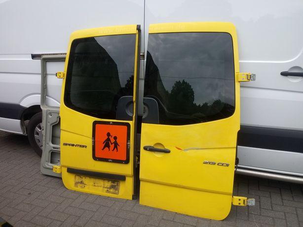 Drzwi  mercedes sprinter 906