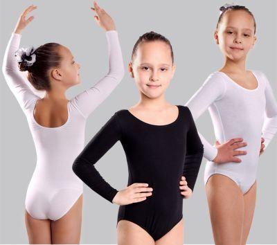 Купальник для танцев и гимнастики детский