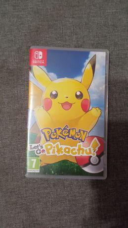 Let's Go Pikachu gra Nintendo Switch