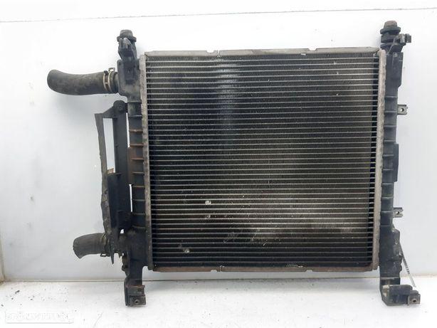 97KW8C342AB Radiador de água FORD KA (RB_) 1.3 i J4D