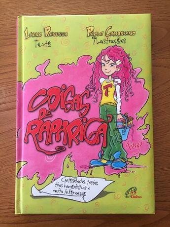 Livro Coisas de Rapariga