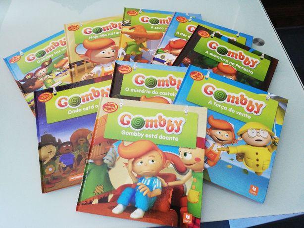 Coleção de Livros Infantis - O Gombby