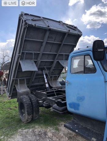 ГАЗ- 53 самоскид
