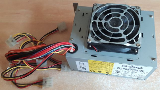 Fonte de alimentação compacta para PC PSU Astec ATX202~3545 de 200W