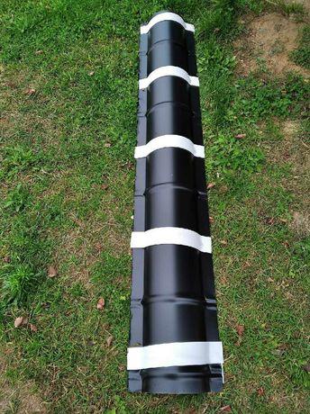 Gąsiory 2 metrowe czarne x-matt-3 szt