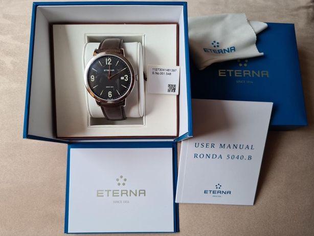 Szwajcarski zegarek Eterna Eternity Gent
