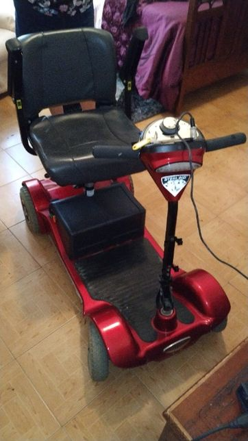 Scooter Sapphire LS 2 cadeira elétrica de mobilidade