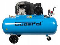 Sprężarka / Kompresor olejowy 10 BAR 150L 2.2KW/ 400V - GUDEPOL