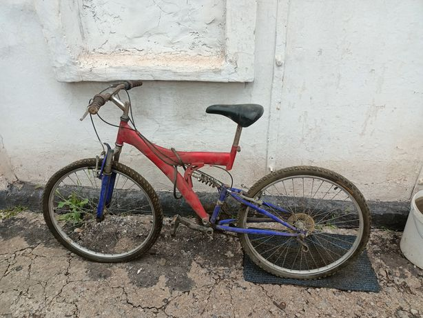 Велосипед exstrim