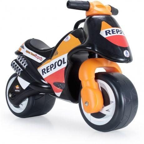 super motor rowerek biegowy Repsol Jeździk Motor Biegowy Pchacz