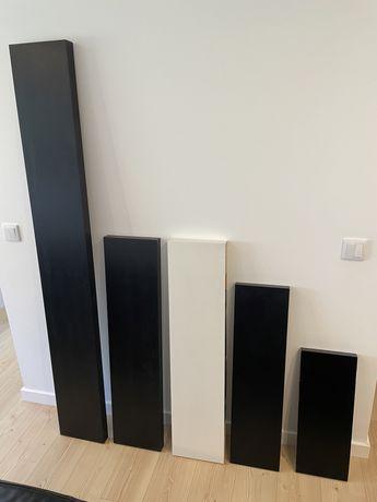 Estantes de parede Ikea