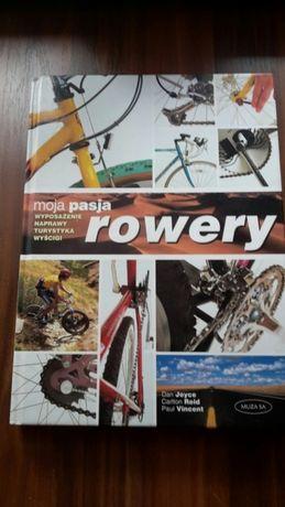 Książka Rowery - moja pasja