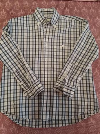 """Camisa manga comprida """" Brotes"""" - T 8 anos (como nova)"""