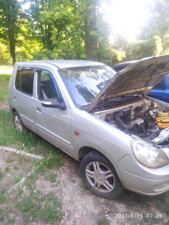 Автомобиль BYD Flyer (2007)