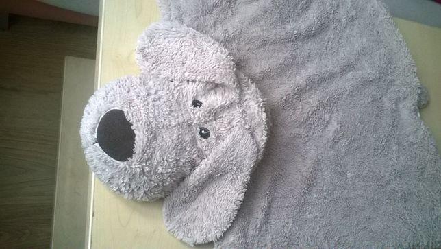Dywanik poduszka pies