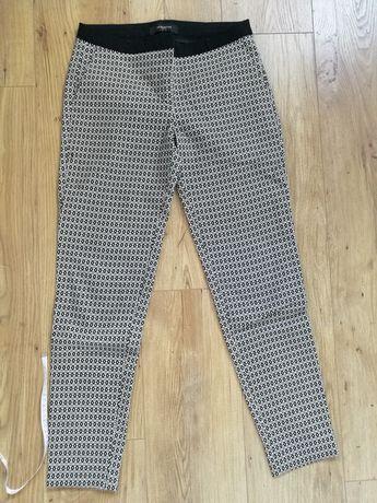 Reserved spodnie eleganckie r. 34
