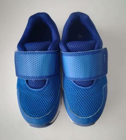 Adidasy Martens niebieskie, rozmiar 29, wkładka 19 cm