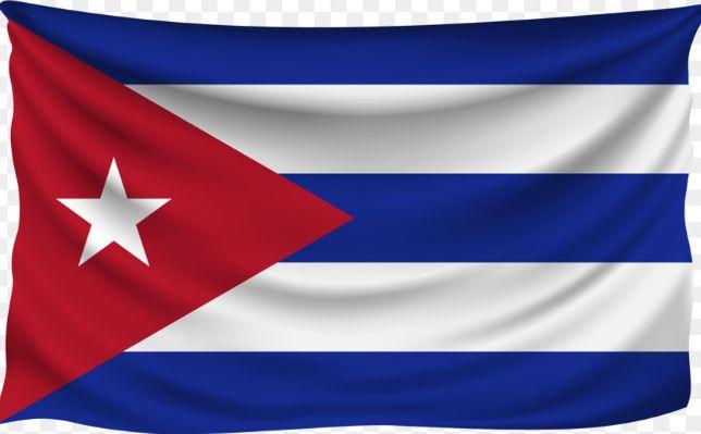 Флаг ( прапор )- Куба.