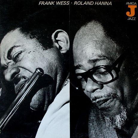 Frank Wess • Roland Hanna płyta winylowa