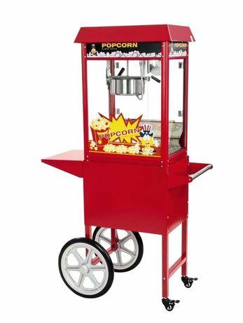 Wynajmę maszynę do popcornu i waty cukrowej, stoły cateringowe