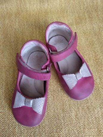 Туфли, туфельки кожа Берегиня, р.22, 14-14,5см туфлі натуральна шкіра