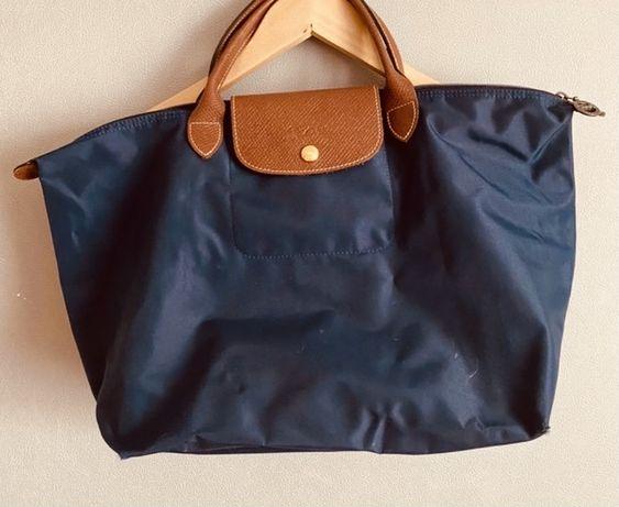 Mala Longchamp azul