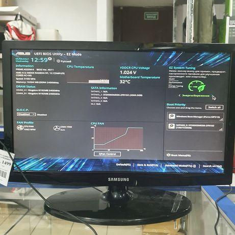 Системник Ama A12/16Ram/120Ssd+2Tb Ракета