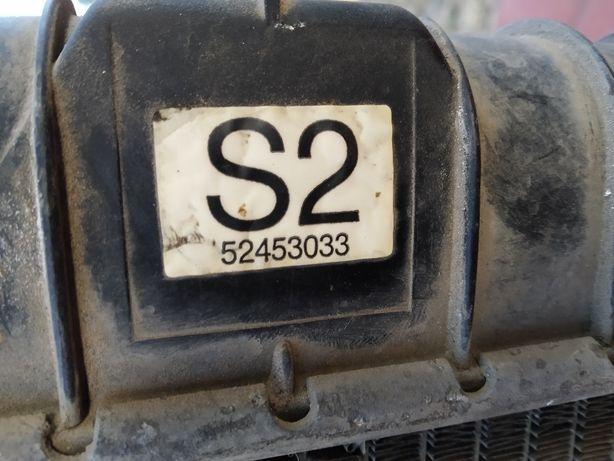 Радиатор, охлаждение двигателя Opel 52453033