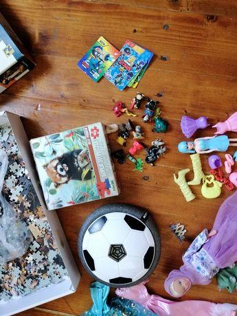 Лот іграшок дитячих Аеромяч пазли