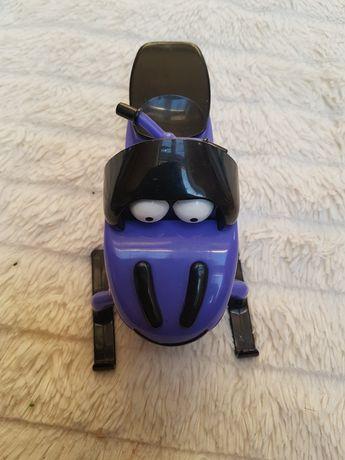 skuter śnieżny zabawka z bajki  Bob Budowniczy