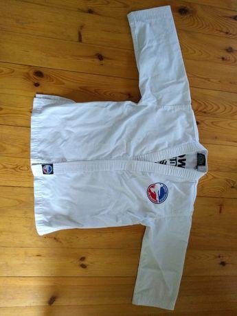 Dobok taekwondo rozm. 140