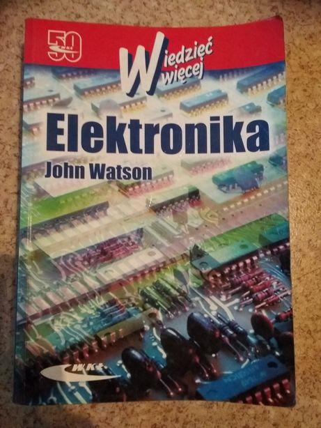 Elektronika ,wiedzieć więcej Wotson