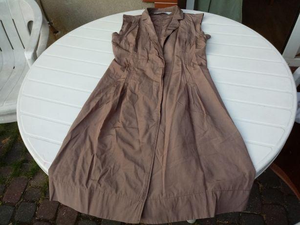 Zara. Sukienka klasyczna szmizjerka rozmiar 36