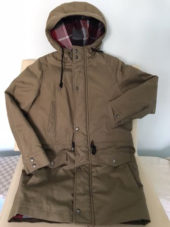 Куртка-парка на мальчика 12 лет