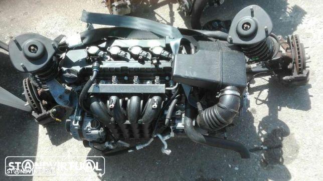 Motor e caixa , mecânica Mitsubishi Colt 1.5 16V de 2007, 47 000 kms.