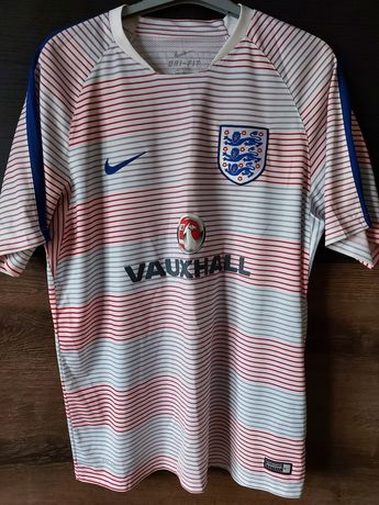 Koszulka piłkarska treningowa reprezentacja Anglii