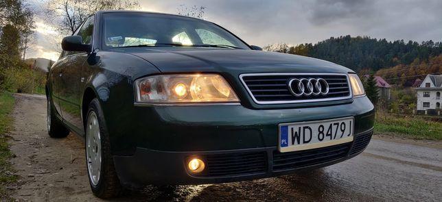 Audi A-6  Audi A-6