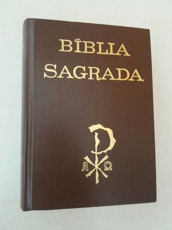 Bíblia Sagrada - Editorial Missões