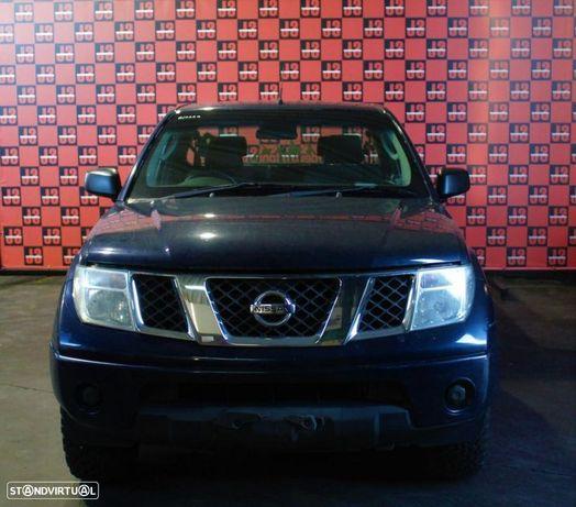 Viatura para PEÇAS Nissan Navara D40 2.5 DCI 08´