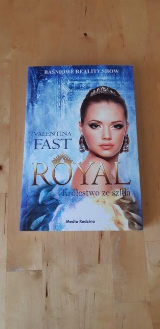 "Książka ""Royal. Królestwo ze szkła"" Tom I"