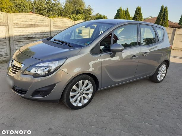 Opel Meriva Gwarancja ASO OPEL 2022,bezkolizyjny,oryg.lakier,szyby,1 właściciel