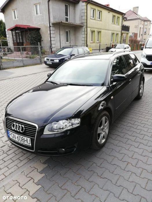 Audi A4 Audi A4 B7 2.0 TDI 140 KM Gniezno - image 1