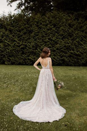 Suknia Ślubna Pronovias Hyperion 32-34