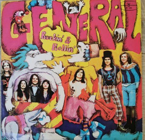 Płyta winylowa rockin rollin 1975