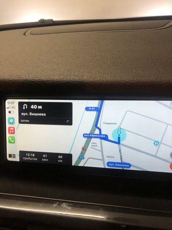 Карплей для БМВ BMW NBT и СІС