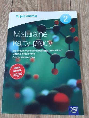 Maturalne karty pracy 2 - chemia organiczna