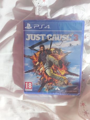 Jogo ps4 just cause 3