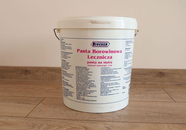 NOWA, Biochem ,borowina, pasta borowinowa lecznicza 15 kg